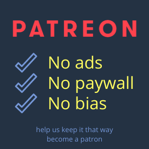 Become a patron today