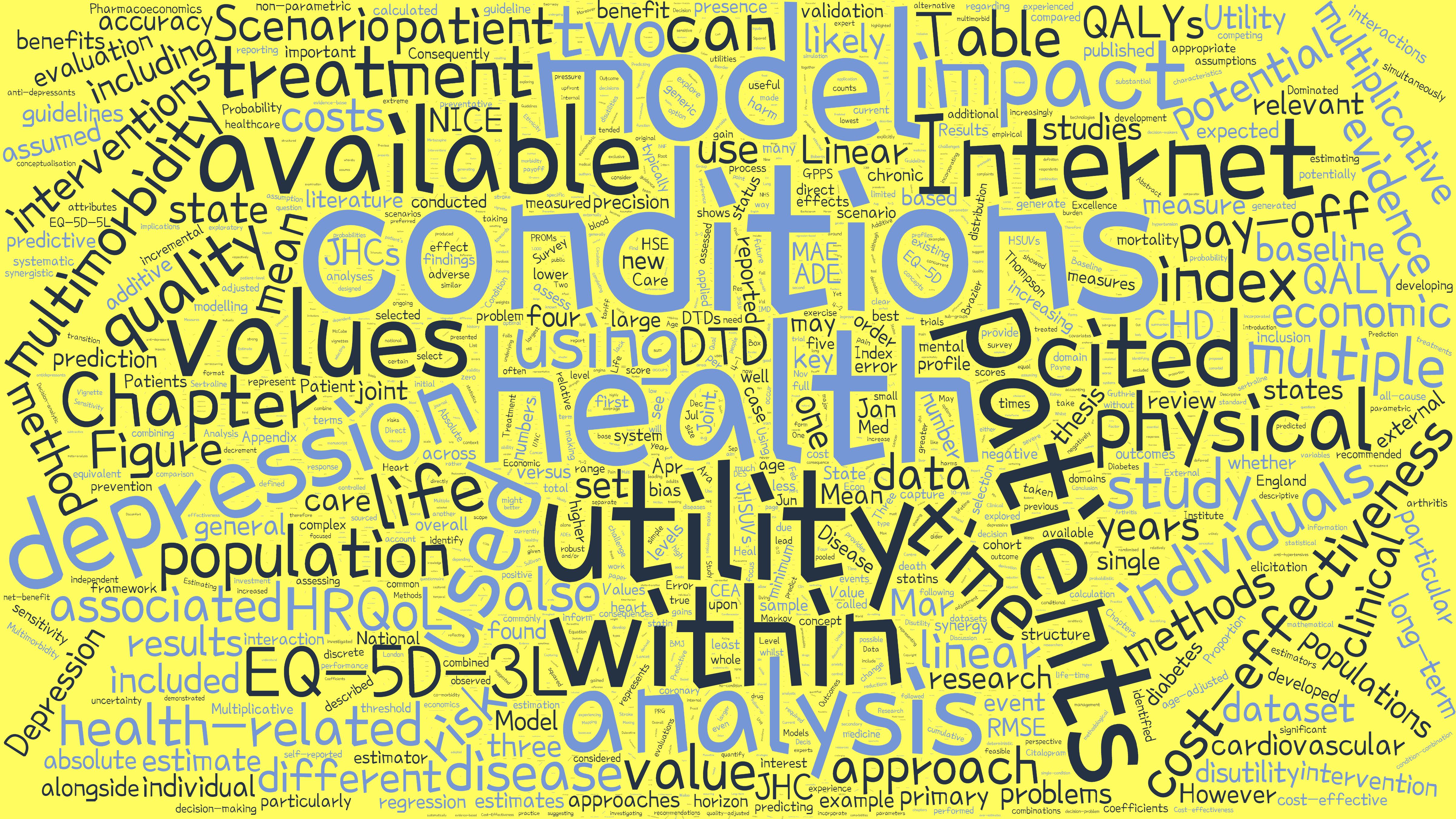 Thesis Thursday: Alexander Thompson - The Academic Health Economists' Blog